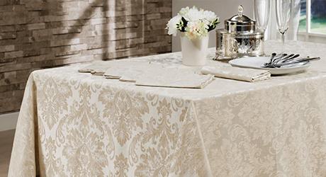 Дизайн и пошив столового белья (скатертей и салфеток)