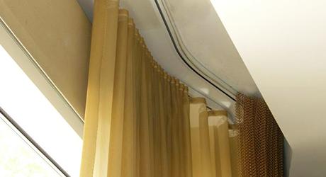 Изготовление и гнутие универсальных профильных карнизов арка, эркер, угол, дуга