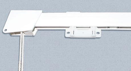 Изготовление раздвижных карнизов с механическим управлением «Калибри» и «Барс» 2