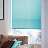 Мини-рулонные шторы для открывающихся створок и небольших окон