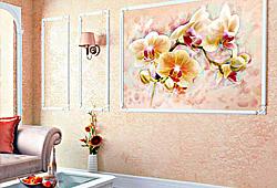 Панно Divino Decor с живописными цветами