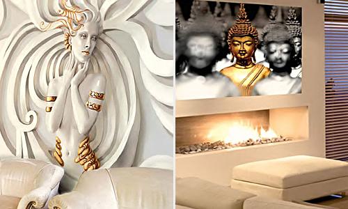 Черно-белое фото на стене вашей комнаты - современный декор для дома