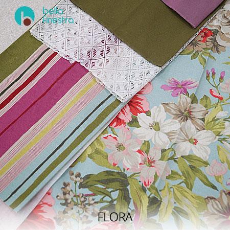 Kauffort Flora портьеры и тюль