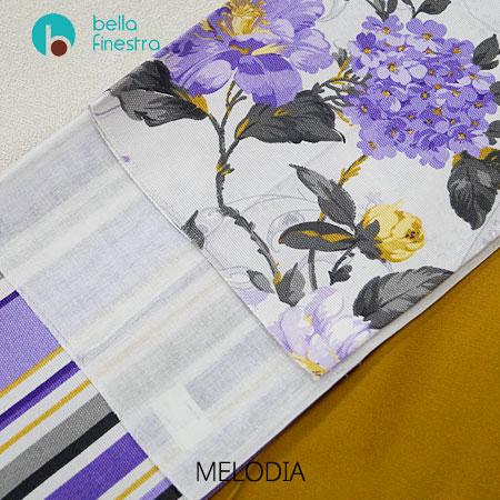 Kauffort Melodia цветочный орнамент