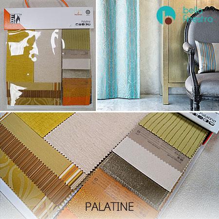 Treatex palatine fabric